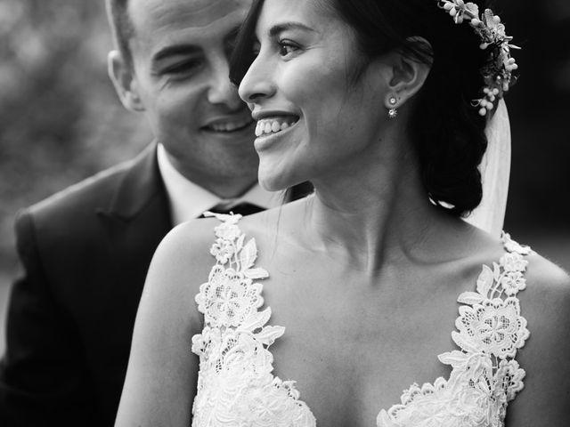 La boda de Sergio y Zully en Ventas De Armentia, Burgos 34