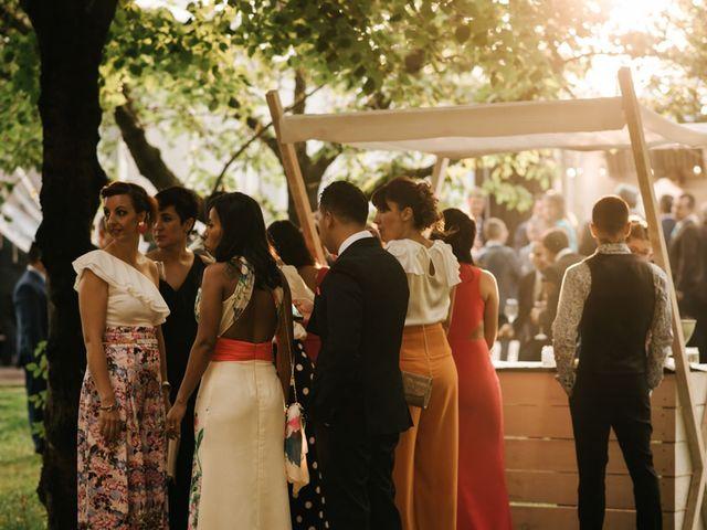 La boda de Sergio y Zully en Ventas De Armentia, Burgos 35