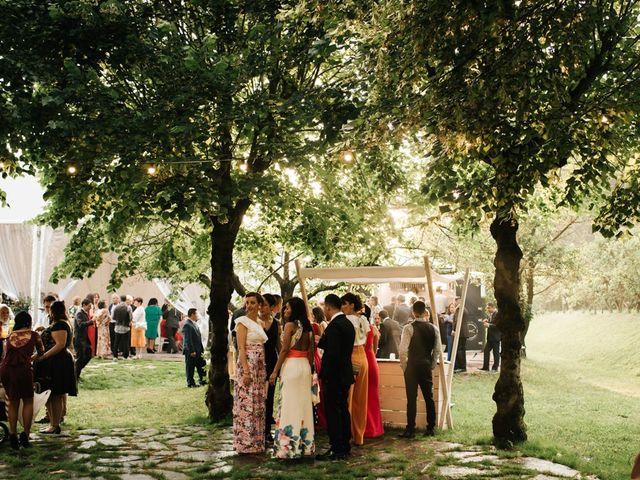 La boda de Sergio y Zully en Ventas De Armentia, Burgos 36