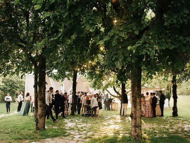 La boda de Sergio y Zully en Ventas De Armentia, Burgos 39