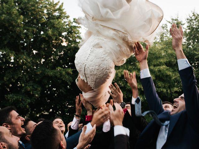 La boda de Sergio y Zully en Ventas De Armentia, Burgos 42