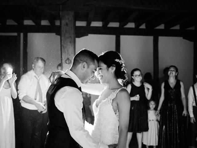 La boda de Sergio y Zully en Ventas De Armentia, Burgos 49