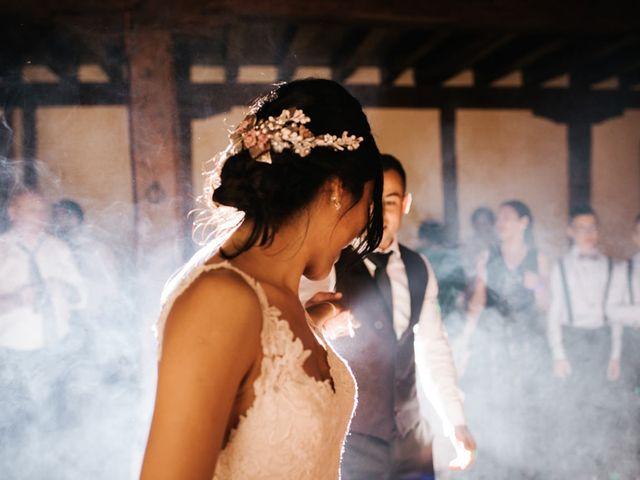La boda de Sergio y Zully en Ventas De Armentia, Burgos 50