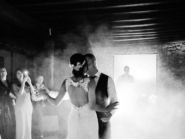 La boda de Sergio y Zully en Ventas De Armentia, Burgos 51