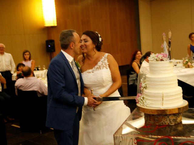 La boda de Andrea y Chema en Zaragoza, Zaragoza 1