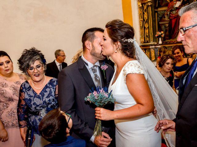 La boda de José Ángel y Leticia en Nuevalos, Zaragoza 12