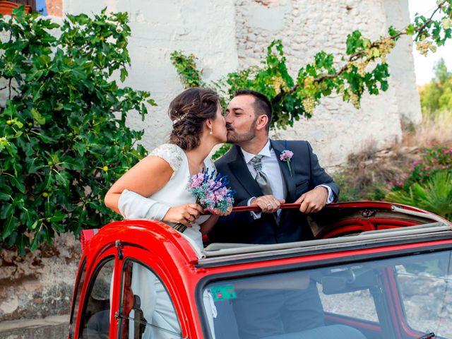 La boda de José Ángel y Leticia en Nuevalos, Zaragoza 31