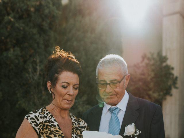 La boda de Paco y Carmen en El Vendrell, Tarragona 17
