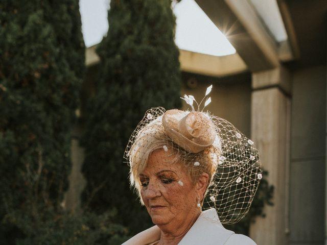La boda de Paco y Carmen en El Vendrell, Tarragona 19
