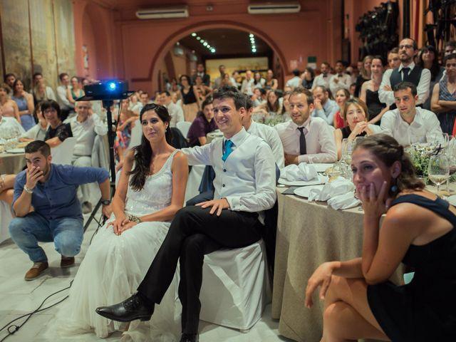La boda de Marina y Raphael