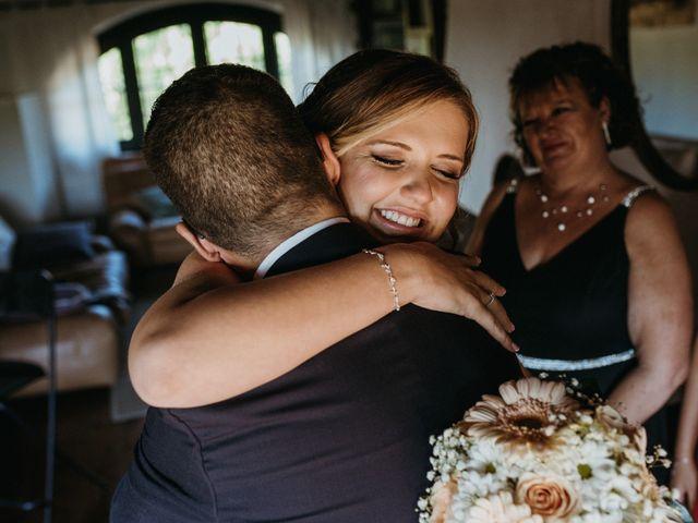 La boda de Luis y Cristina en Rubio, Barcelona 48