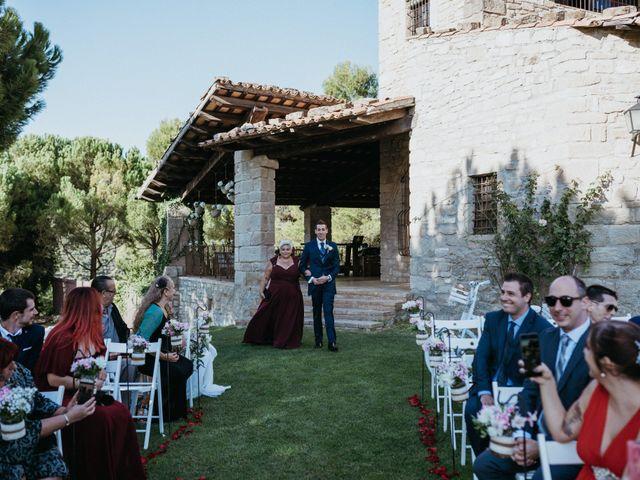 La boda de Luis y Cristina en Rubio, Barcelona 54