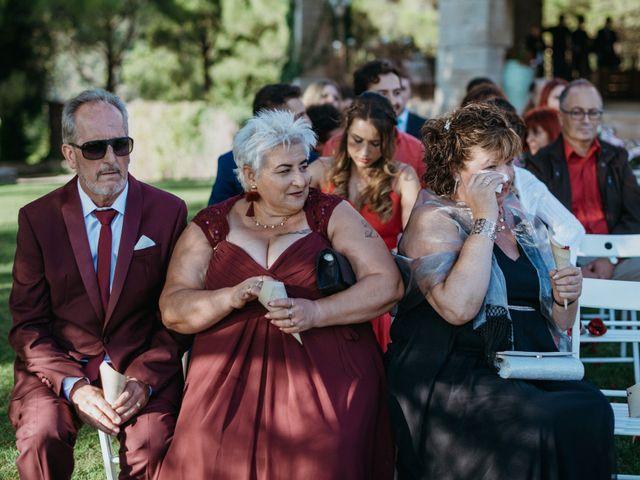 La boda de Luis y Cristina en Rubio, Barcelona 73