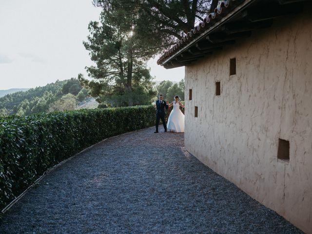 La boda de Luis y Cristina en Rubio, Barcelona 87