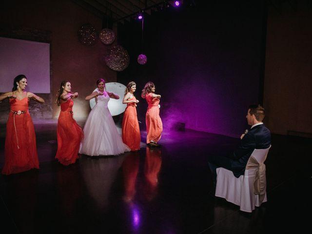 La boda de Luis y Cristina en Rubio, Barcelona 125