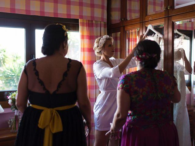 La boda de Moncho y Marta en Culleredo (Santo Estevo), A Coruña 4