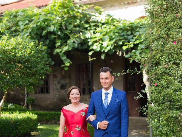 La boda de Moncho y Marta en Culleredo (Santo Estevo), A Coruña 11
