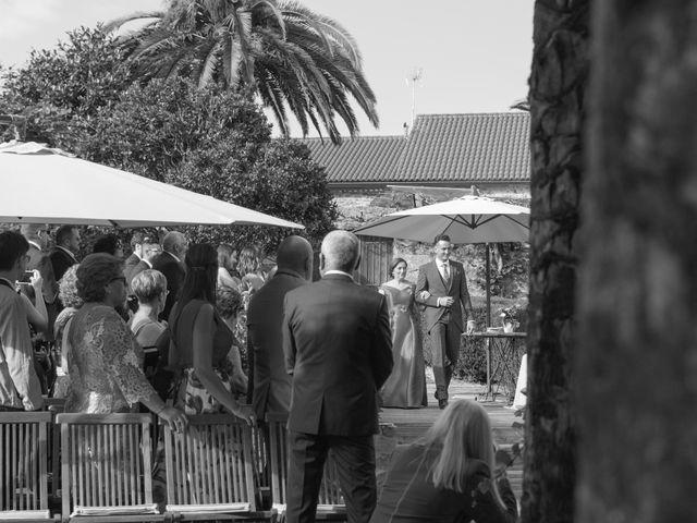 La boda de Moncho y Marta en Culleredo (Santo Estevo), A Coruña 12