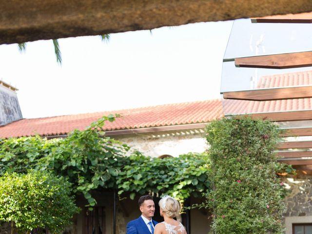 La boda de Moncho y Marta en Culleredo (Santo Estevo), A Coruña 22