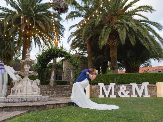 La boda de Moncho y Marta en Culleredo (Santo Estevo), A Coruña 23
