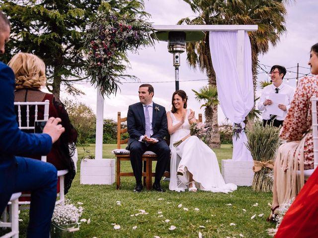 La boda de EDURNE y BARTOLOME