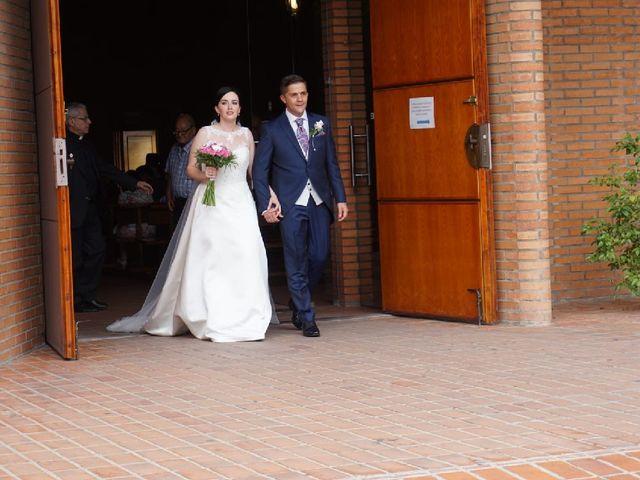 La boda de Alberto y Esther  en Alcalá De Henares, Madrid 2