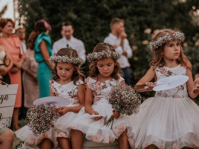 La boda de Juan Miguel y Raquel en Archidona, Málaga 22