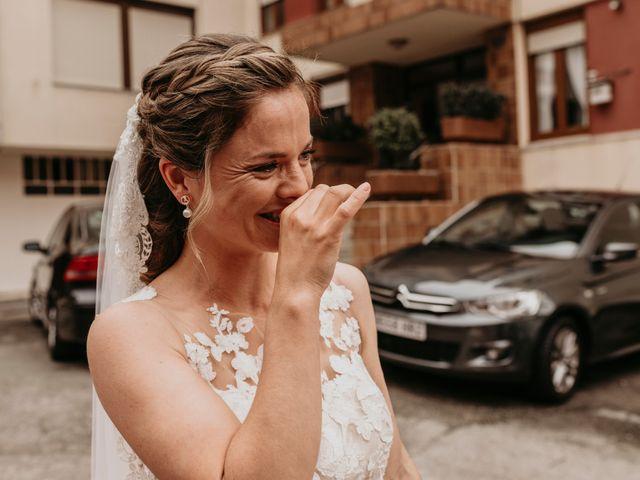 La boda de Alejandro y Cristina en San Vicente De La Barquera, Cantabria 4