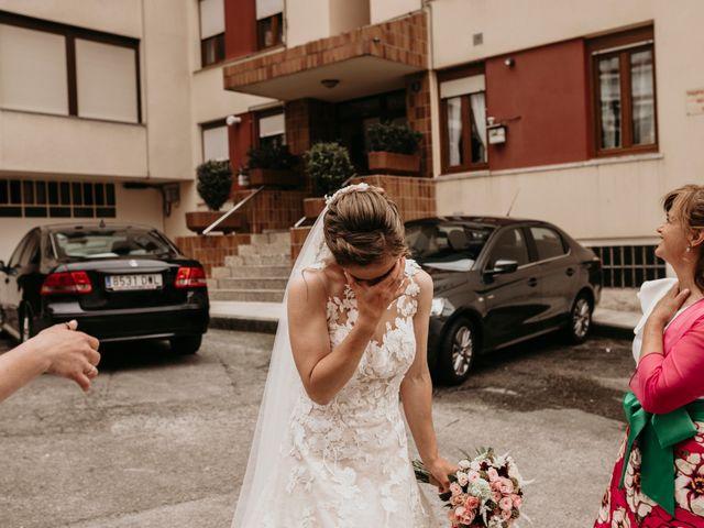 La boda de Alejandro y Cristina en San Vicente De La Barquera, Cantabria 5