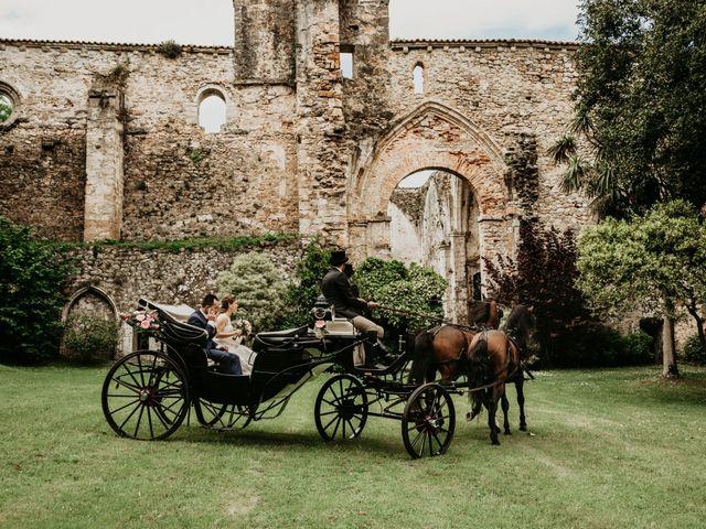 La boda de Alejandro y Cristina en San Vicente De La Barquera, Cantabria 23