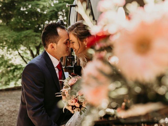 La boda de Alejandro y Cristina en San Vicente De La Barquera, Cantabria 29
