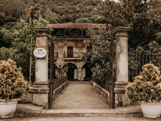 La boda de Alejandro y Cristina en San Vicente De La Barquera, Cantabria 31