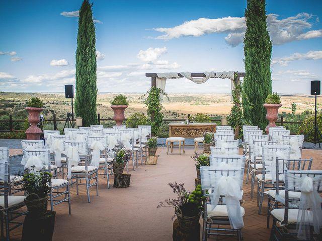 La boda de Javier y Mari Paz en San Agustin De Guadalix, Madrid 26