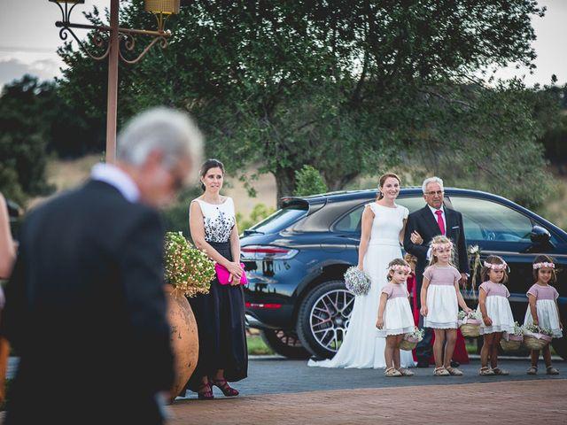 La boda de Javier y Mari Paz en San Agustin De Guadalix, Madrid 29