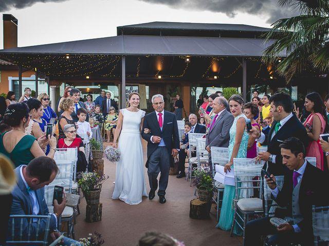 La boda de Javier y Mari Paz en San Agustin De Guadalix, Madrid 30