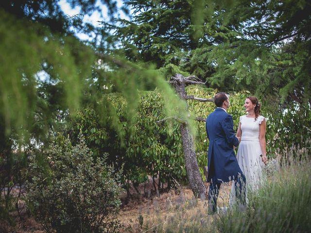 La boda de Javier y Mari Paz en San Agustin De Guadalix, Madrid 39