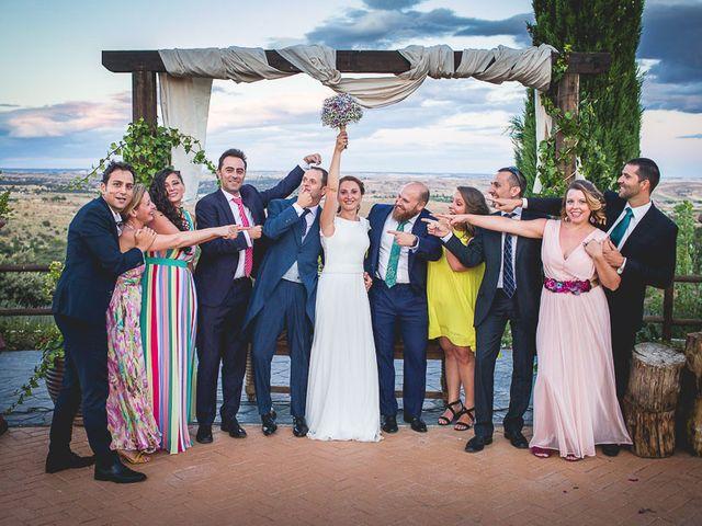 La boda de Javier y Mari Paz en San Agustin De Guadalix, Madrid 52
