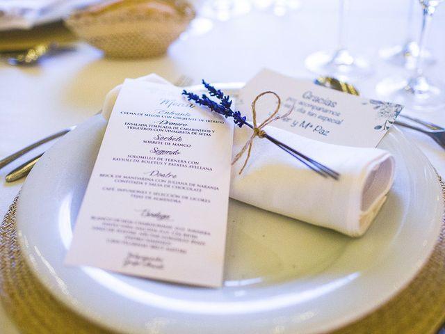 La boda de Javier y Mari Paz en San Agustin De Guadalix, Madrid 57