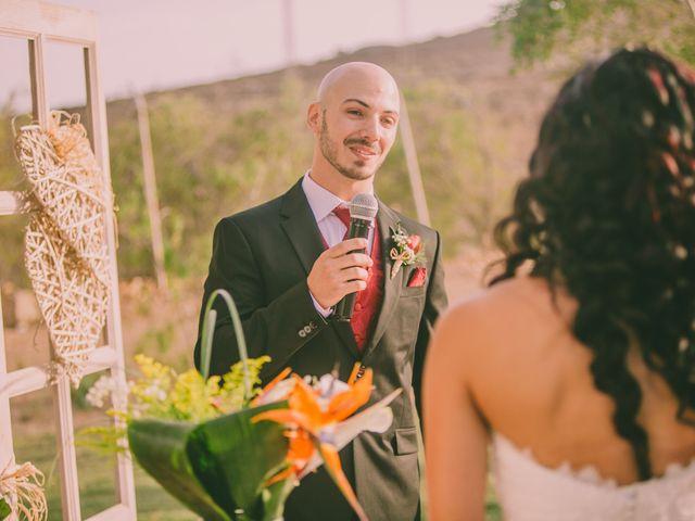La boda de Jared y Sonia en Ojos De Garza, Las Palmas 2