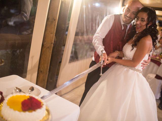 La boda de Jared y Sonia en Ojos De Garza, Las Palmas 6