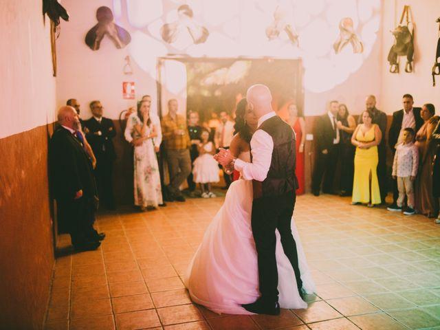 La boda de Jared y Sonia en Ojos De Garza, Las Palmas 7