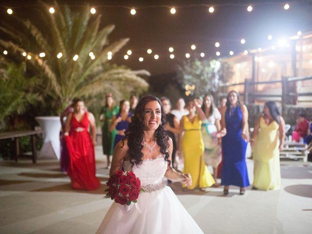 La boda de Jared y Sonia en Ojos De Garza, Las Palmas 8