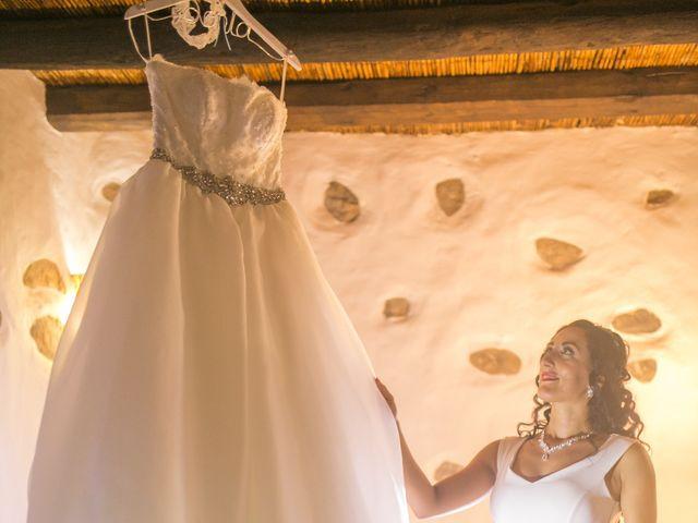 La boda de Jared y Sonia en Ojos De Garza, Las Palmas 16