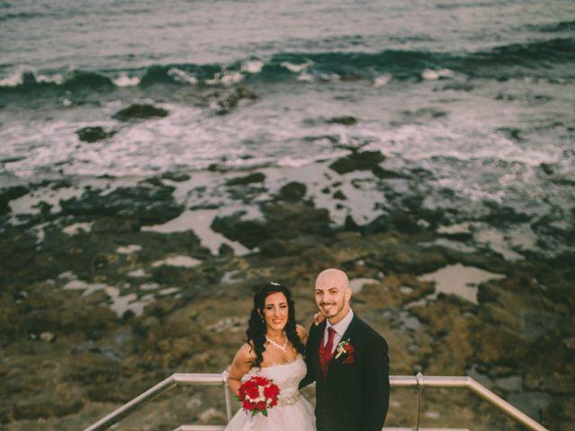 La boda de Jared y Sonia en Ojos De Garza, Las Palmas 17