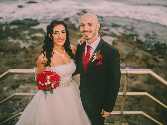 La boda de Sonia y Jared