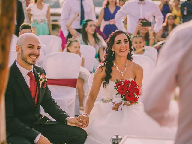 La boda de Jared y Sonia en Ojos De Garza, Las Palmas 18