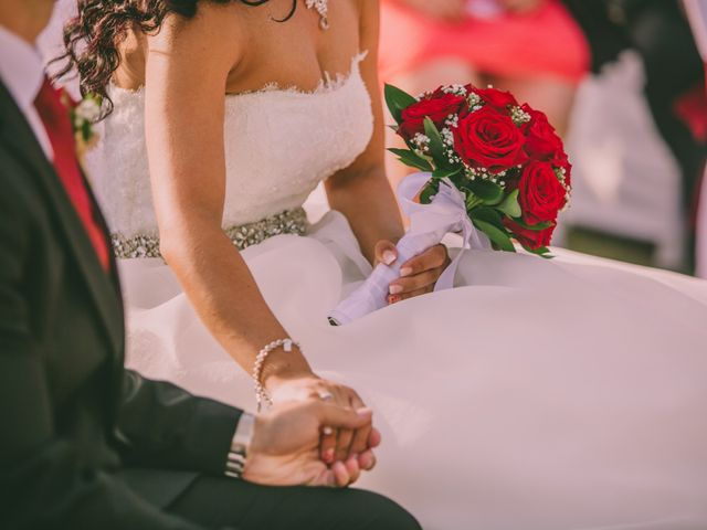 La boda de Jared y Sonia en Ojos De Garza, Las Palmas 19