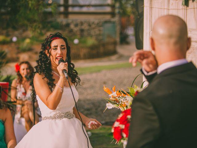 La boda de Jared y Sonia en Ojos De Garza, Las Palmas 20