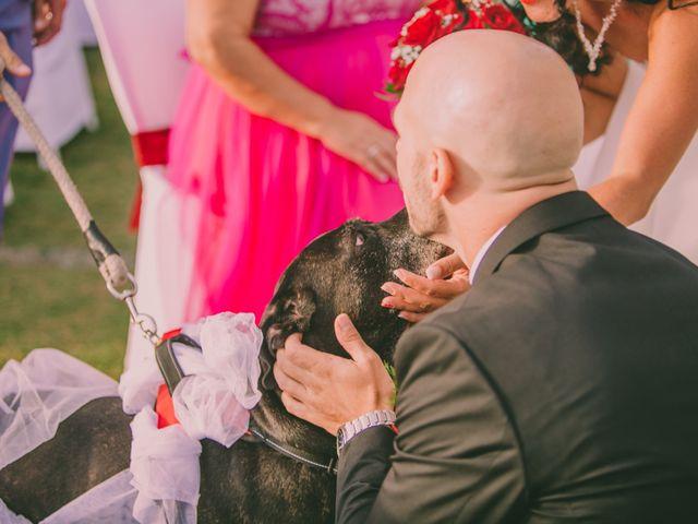 La boda de Jared y Sonia en Ojos De Garza, Las Palmas 21