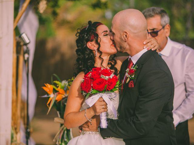 La boda de Jared y Sonia en Ojos De Garza, Las Palmas 22